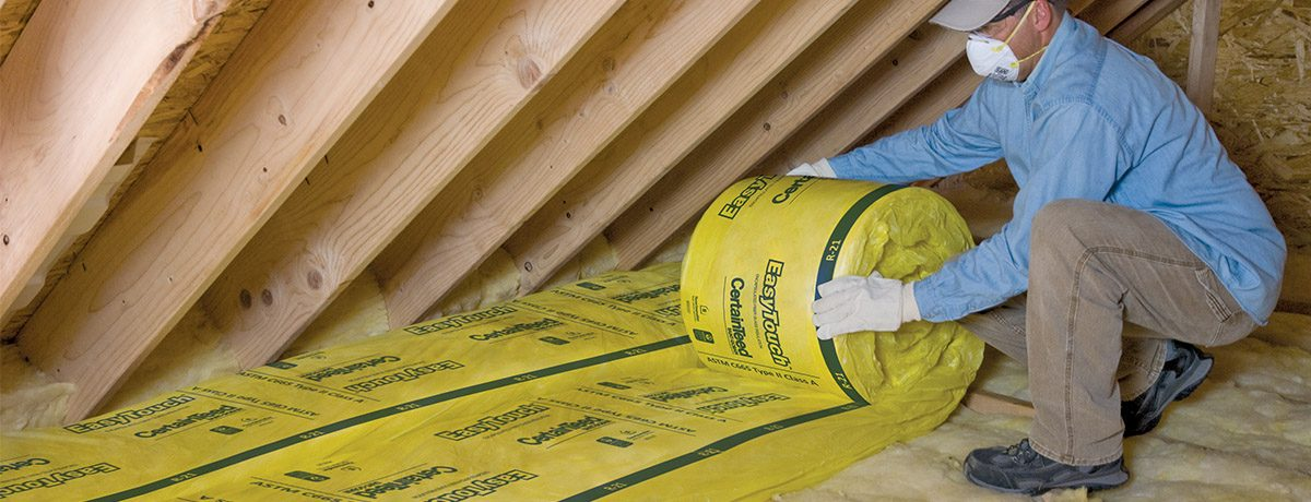 insulation materials from the insulation supplier in BC and Ab for attics