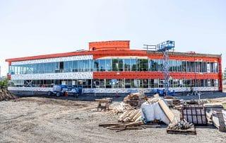 Regional District Office Pro-line Construction materials